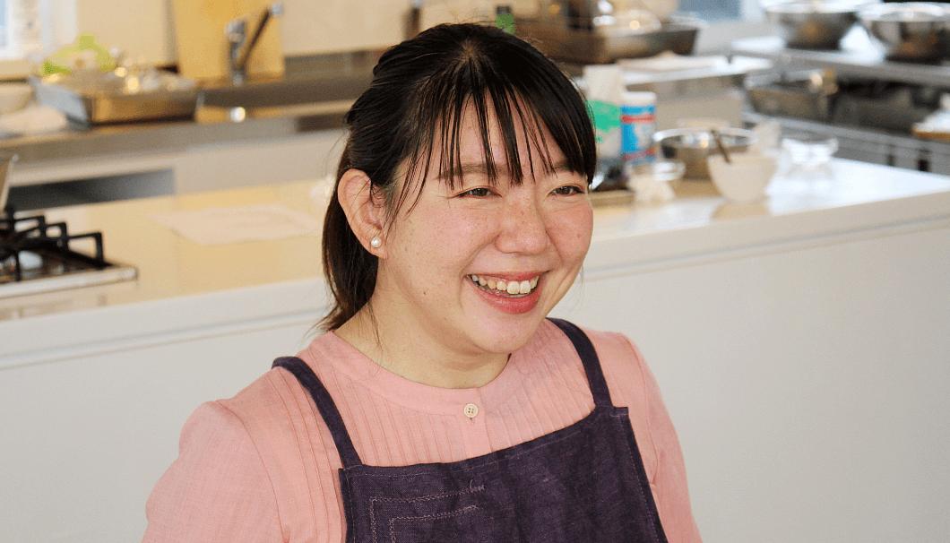 料理家の今井真美さん