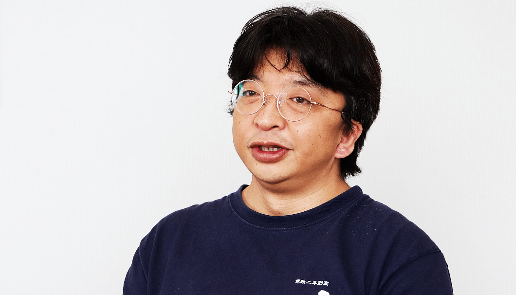 大和川酒造店 専務 佐藤雅一さん