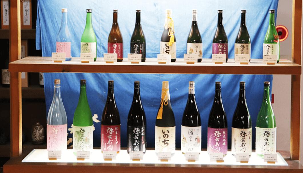 大和川酒造店の日本酒