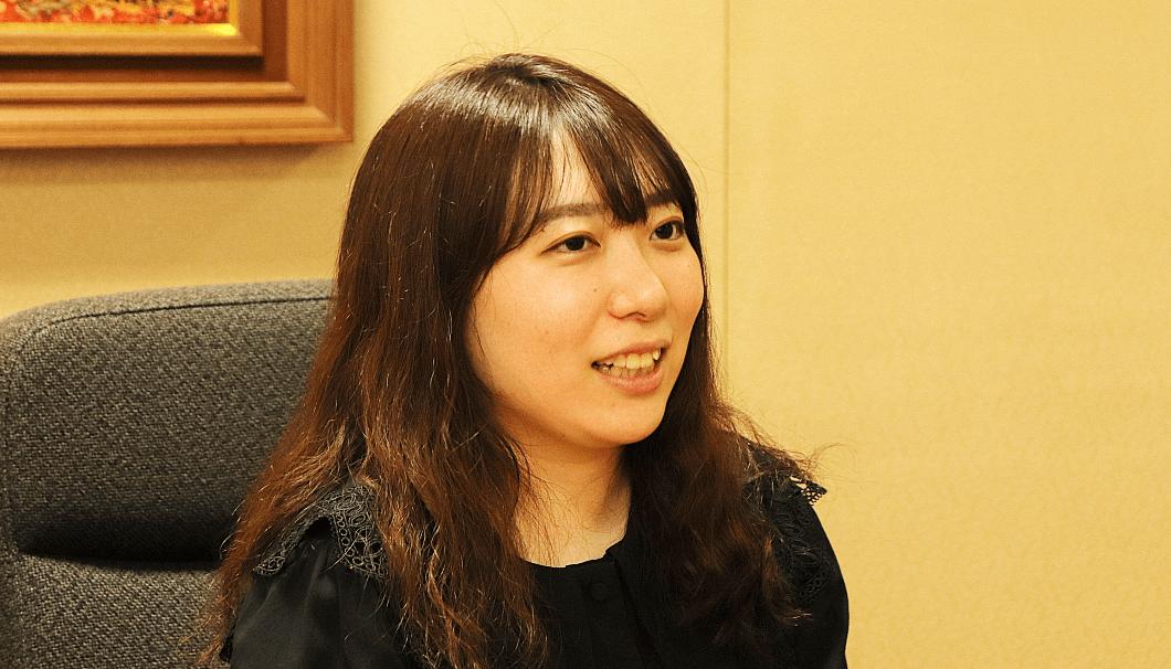 大関 営業推進部 商品開発グループ 波多野彩子さん