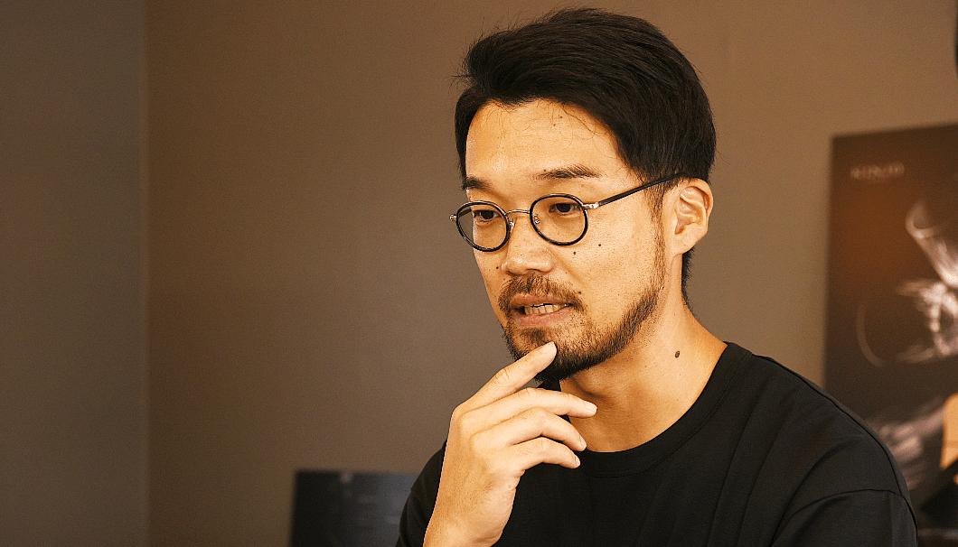 シーラカンス食堂代表兼デザイナーの小林新也さん