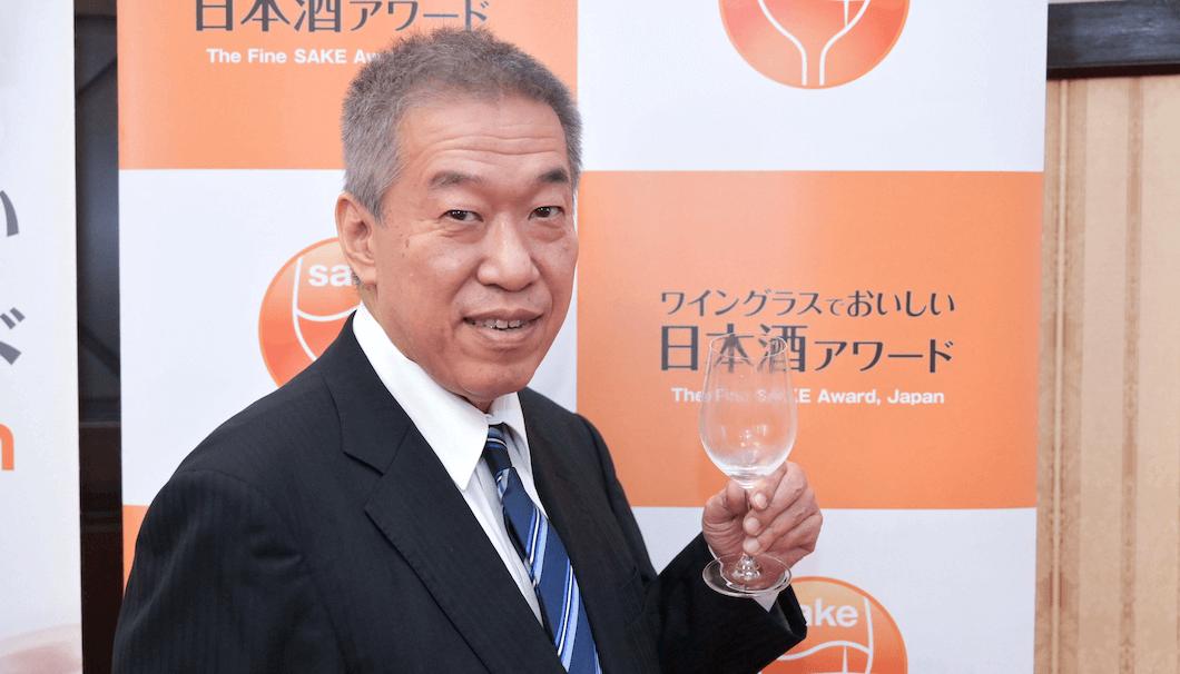 酒文化研究所・狩野卓也さん