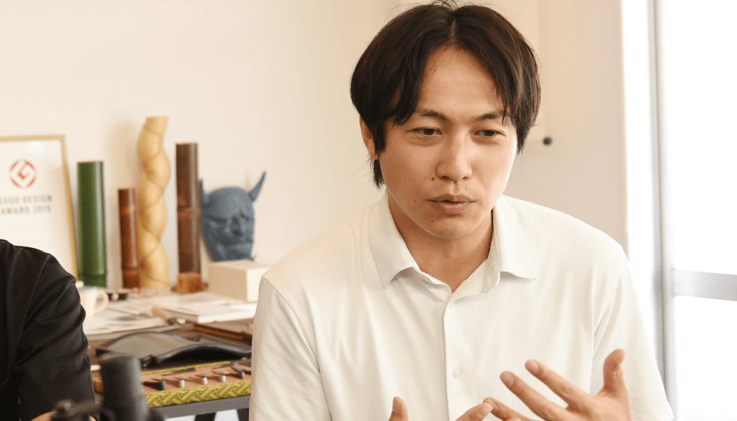 沢の鶴 マーケティング室 主任 青木崇史さん